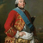 Lorens Pasch the Younger - The Duke of Chartres, later Duke of Orléans