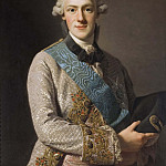 Antoine Pesne - Duke Fredrik Adolf, Gustav IIIs Brother