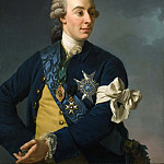 Alexander Roslin - Gustav III with the Armlet of Freedom [Workshop]