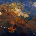 Odilon Redon - The Chariot of Apollo
