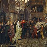Lotten Ronquist - The Entry of Sten Sture the Elder into Stockholm