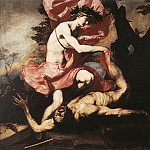 Хусепе де Рибера - Ribera Apollo Flaying Marsyas