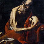 Guido Cagnacci - Saint Jerome