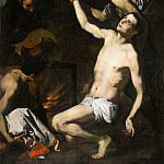 Francesco Trevisani - Martyrdom of Saint Lawrence (Attr)