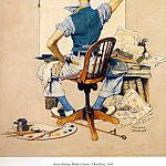 Norman Rockwell - Image 405