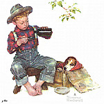 Norman Rockwell - zFox_05_NR_02_Mysterious_Malady