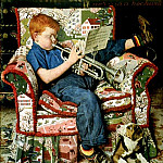 Norman Rockwell - NR-KID1