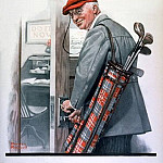 Norman Rockwell - NR-GOLF