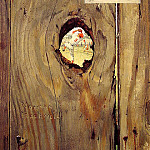Norman Rockwell - The_Peephole