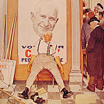 Norman Rockwell - Elect_Casey