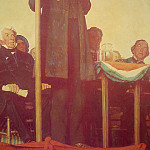 Norman Rockwell - Abraham_Delivering_the_Gettysburg_Address