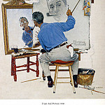 Norman Rockwell - Image 411