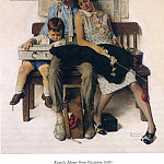 Norman Rockwell - Image 452