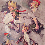 Norman Rockwell - The_Land_of_Enchantment