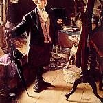 Norman Rockwell - Top_Hat_and_Tails