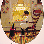 Norman Rockwell - Willie_Was_Different
