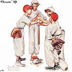 Norman Rockwell - zFox_07_NR_02_Choosin_Up