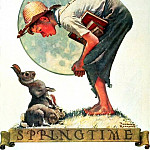 Norman Rockwell - NR-BUNNY