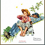 Norman Rockwell - p Norman Rockwell Cal2001 07