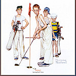 Norman Rockwell - p Norman Rockwell Cal2001 03