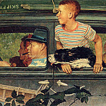 Norman Rockwell - Image 381