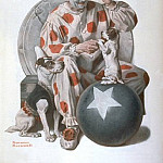 Norman Rockwell - NR-CLOWN
