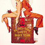 Norman Rockwell - Gaiety_dance_Team