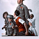 Norman Rockwell - NR-SOLDR