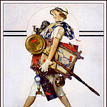 Norman Rockwell - Saturday Evening Post- July1937