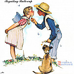 Norman Rockwell - zFox_04_NR_02_Beguiling_Buttercup
