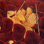 Norman Rockwell - Image 369