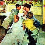 Norman Rockwell - NR-FOUNT
