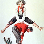 Norman Rockwell - NR-LEAP