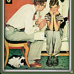 Norman Rockwell - Facts Of Life