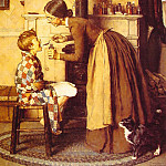 Norman Rockwell - Spring_Tonic