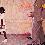 Norman Rockwell - The_Problem_We_All_live_with