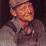 Norman Rockwell - Mine_Americas_coal