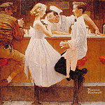 Norman Rockwell - After_the_Prom