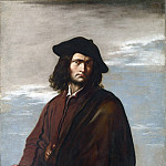 Salvator Rosa - Self Portrait