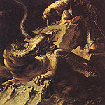 Salvator Rosa - bs-ew-Golden Fleece Dragon [Salvator Rosa]