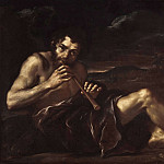 Scarsellino (Ippolito Scarsella) - Shepherd Playing the Pipe [Manner of]