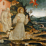 Musei Vaticani - Saint Francis of Assisi Receiving the Stigmata