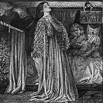 Dante Gabriel Rossetti - Rossetti_Sir_Launcelot_in_the_Queen-s_Chamber