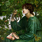 Dante Gabriel Rossetti - The_Day_Dream