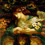Dante Gabriel Rossetti - The_Blessed_Damozel