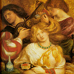 Dante Gabriel Rossetti - Morning_Music
