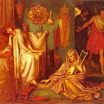 Dante Gabriel Rossetti - Rossetti_Dante_Gabriel_The_Return_Of_Tibullus_To_Delia