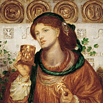 Данте Габриэль Россетти - Rossetti_Dante_Gabriel_The_Loving_Cup