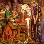 Dante Gabriel Rossetti - Tune_of_Seven_Towers