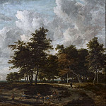 Johan Sevenbom - Road through a Grove
